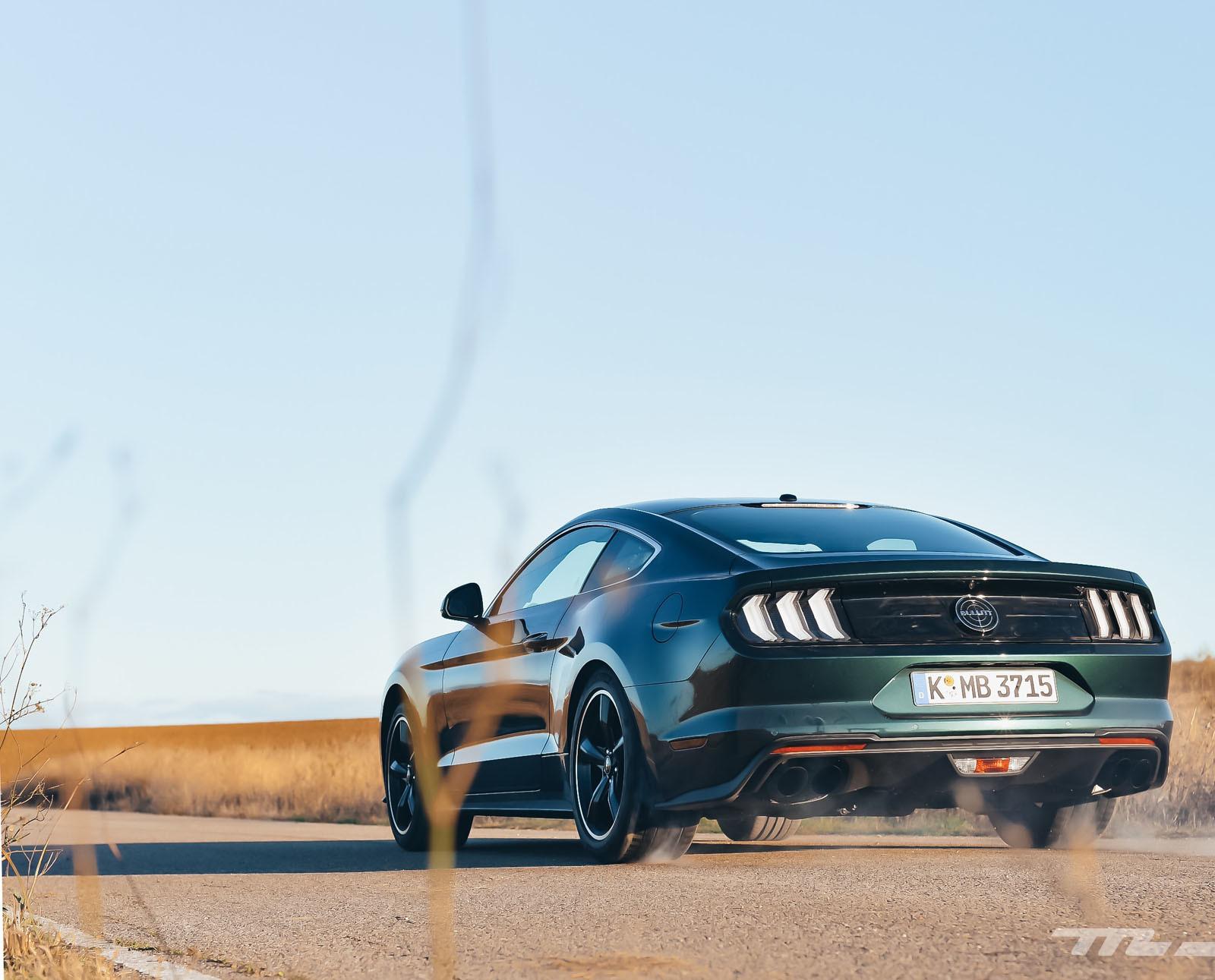 Foto de Ford Mustang Bullitt (prueba) (8/45)