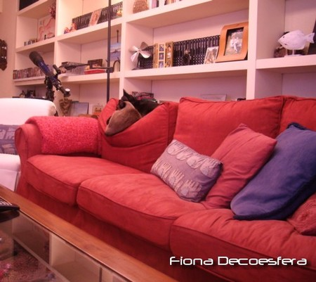 Sofá Ektorp de Ikea. Lo probamos