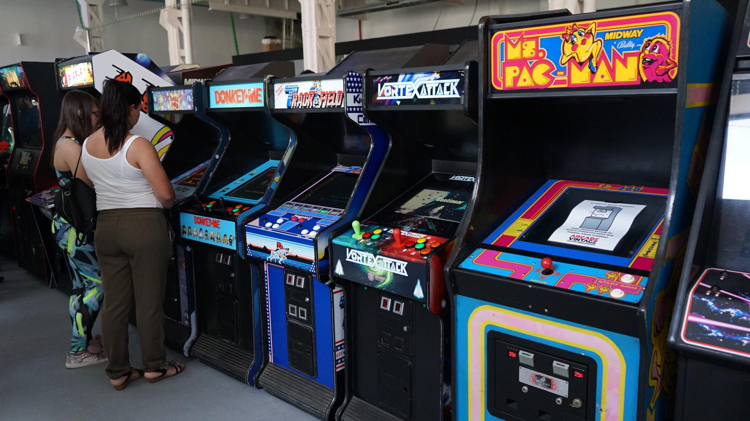 Foto de Museo máquinas Arcade (5/46)