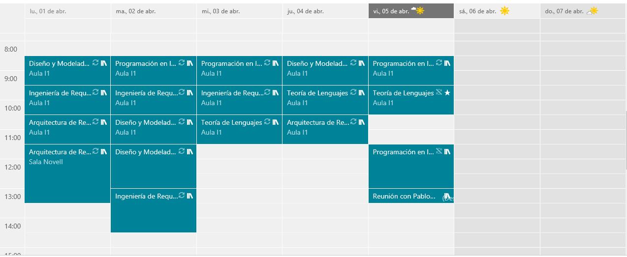 Foto de Vistas del calendario de Outlook.com (4/4)