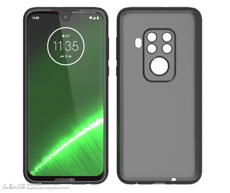 Motorola One Pro Case Matches Previously Leaked Design 900