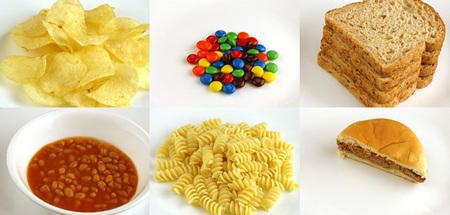 Cuánto son 200 calorías - medio