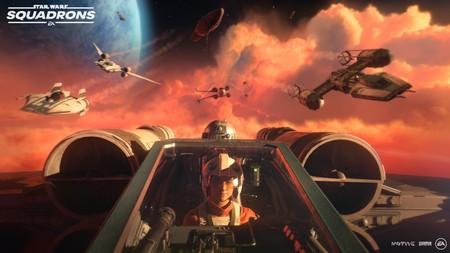 Star Wars: Squadrons nos deja con un gran adelanto de su campaña en este nuevo y espectacular gameplay