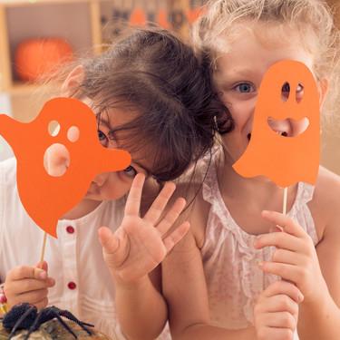 13 divertidas y fáciles manualidades de Halloween para hacer con niños