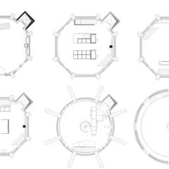 Foto 35 de 35 de la galería casas-poco-convencionales-vivir-en-una-torre-de-agua en Decoesfera