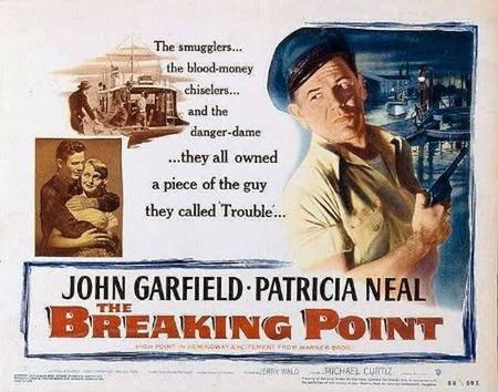 Film Noir: 'Punto de ruptura' de Michael Curtiz