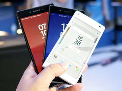 Sony Xperia Z5 y Z5 Compact, así han evolucionado frente a los Z3