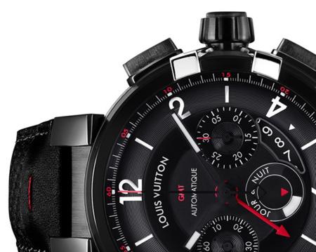 Nuevos relojes Louis Vuitton GMT Black