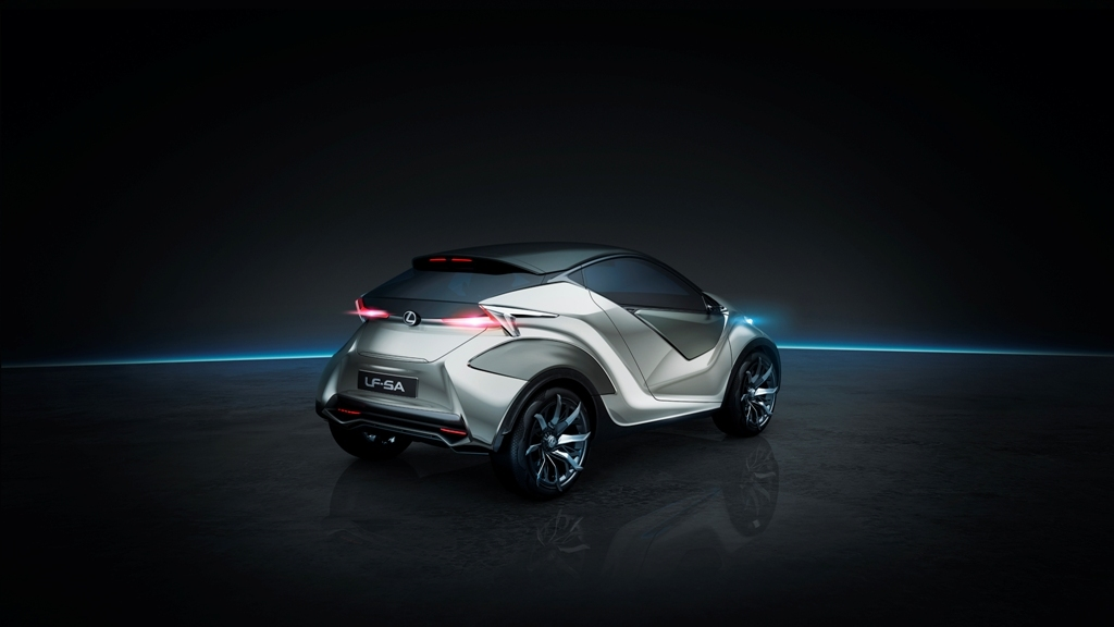 Foto de Lexus LF-SA concept (1/8)