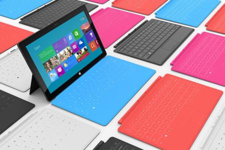 Microsoft: el 80% de los dispositivos Windows 8 serán táctiles en 2014
