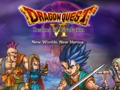 Dragon Quest VI, ya disponible en Android el último episodio de la trilogía de Zenithia