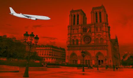 Un algoritmo de YouTube confunde el incendio de Notre Dame con los atentados a las Torres Gemelas