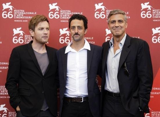 Foto de George Clooney, Ewan McGregor, Matt Demon y más nombres en el Festival de Venecia 2009 (16/35)