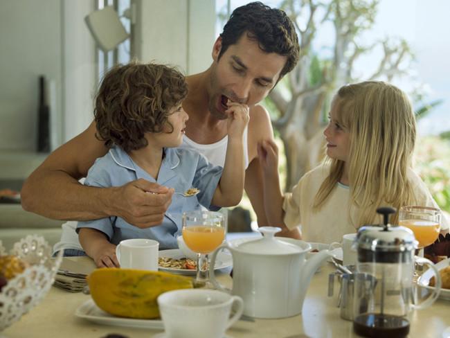 Los niños que tienen una alimentación saludable sacan mejores notas, según un nuevo estudio