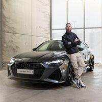 Del Audi RS 6 Avant de Sergio Ramos al eléctrico Audi e-tron de Vinícius: los jugadores Real Madrid ya tienen sus nuevos coches