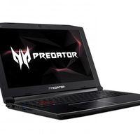 Precio mínimo en Amazon para un potente portátil gaming como el Acer Predator Helios 300: ahora a 899,99 euros