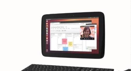 Ubuntu on tablets - tablet como PC de sobremesa