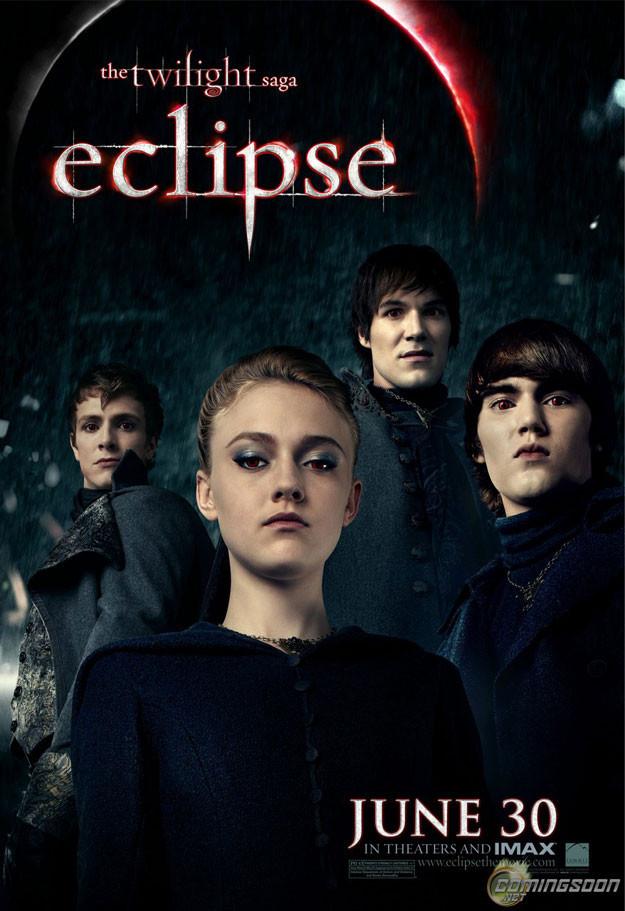 Foto de 'La saga Crepúsculo: Eclipse', nuevos carteles (2/4)