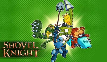 Shovel Kinght en Xbox One tendrá la compañía de Battletoads