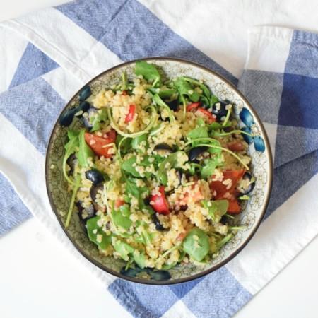 Bulgur Salad3