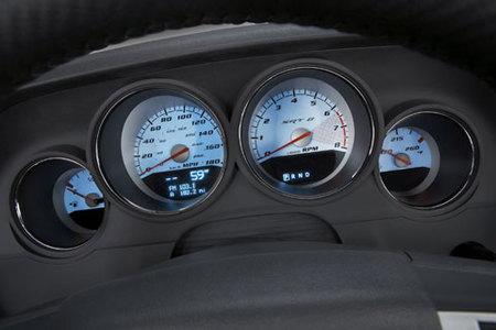 El Dodge Challenger SRT8 te ayudará a controlar tus tiempos
