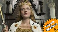 'The White Queen', los colores de la rosa
