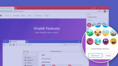 Llega Vivaldi 2.7 con mejores perfiles de usuario, controles de sonido en las pestañas y la opción de usar Flash solo porque sí