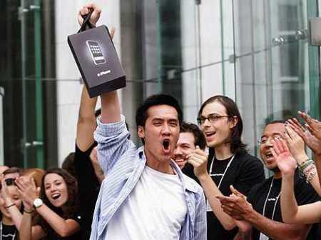 En el extranjero se ríen de la falta de iPhones en España