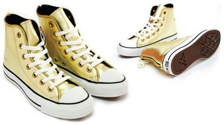 Zapatillas Converse Chuck Taylor AS Zipper Hi OX GOLD