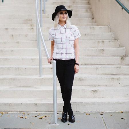 Cuadros Moda Blogger