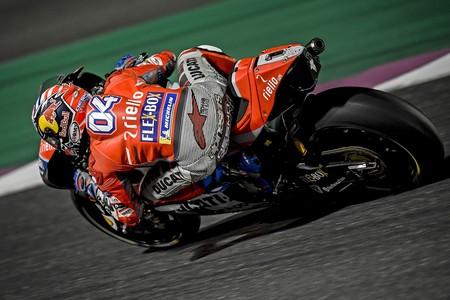 Andrea Dovizioso Motogp Catar 2018 4