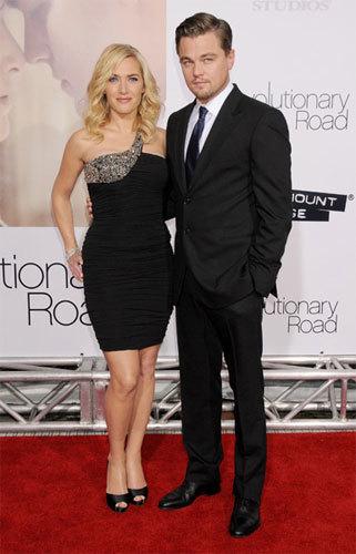 Kate Winslet en la premiere de Revolutionary Road en Los Ángeles
