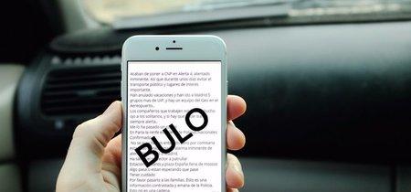Crear bulos en WhatsApp ya es un delito: una mujer detenida por provocar una falsa alarma