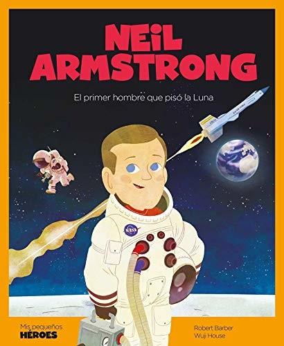 libro biografía neil armstrong
