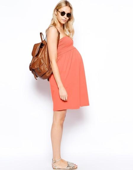 Moda embarazadas verano 2014: ropa playera muy cómoda