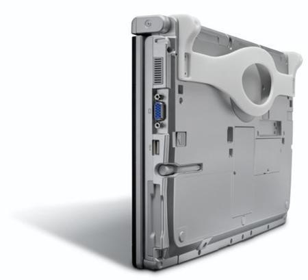Panasonic Touhgbook C1, el tablet PC de 12.1 pulgadas más ligero del mercado