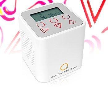 MP3 Player Clock