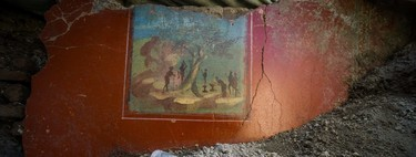 La Casa de Júpiter emerge majestuosa de entre las cenizas en Pompeya