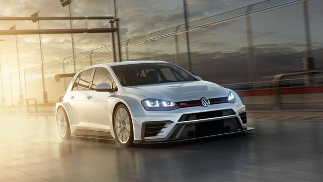 Brutal estética y 350 CV para el Volkswagen Golf GTI TCR 2017 de carreras