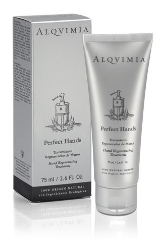 Perfect Hands de Alqvimia, una crema de manos anti-edad indicada para hombres. La probamos