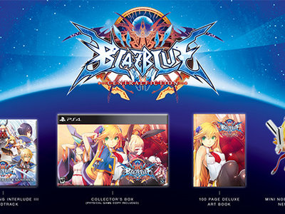 BlazBlue: Central Fiction anuncia sus ediciones especiales y fecha de salida para Norteamérica