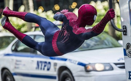 Andrew Garfield es Spider-Man