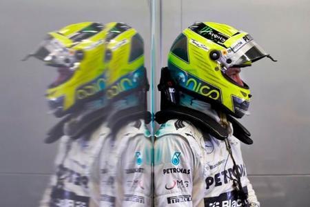 """Nico Rosberg: """"el retiro de Michael Schumacher ha facilitado las cosas"""""""
