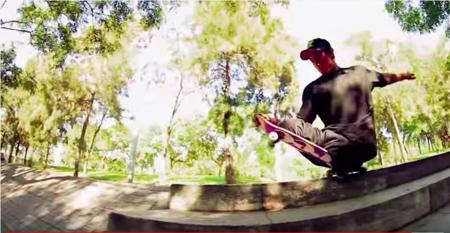 Historias de superación: Ítalo Romano, el skater sin piernas