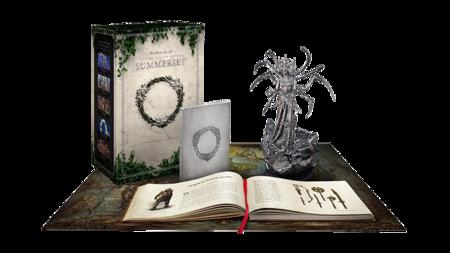 The Elder Scrolls Online Summerset Edicion Coleccionista