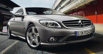 Kit AMG para el nuevo Mercedes CL