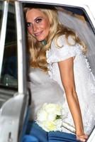 ¿La novia del año? Poppy Delevingne