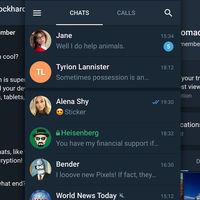 Telegram X, una versión alternativa oficial muy rápida y con vistosas animaciones que puedes probar ya