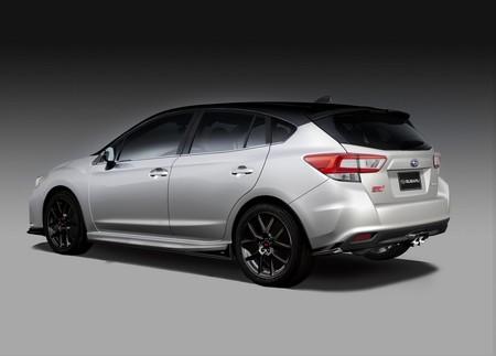 Subaru STI concepts Tokyo Auto Salon
