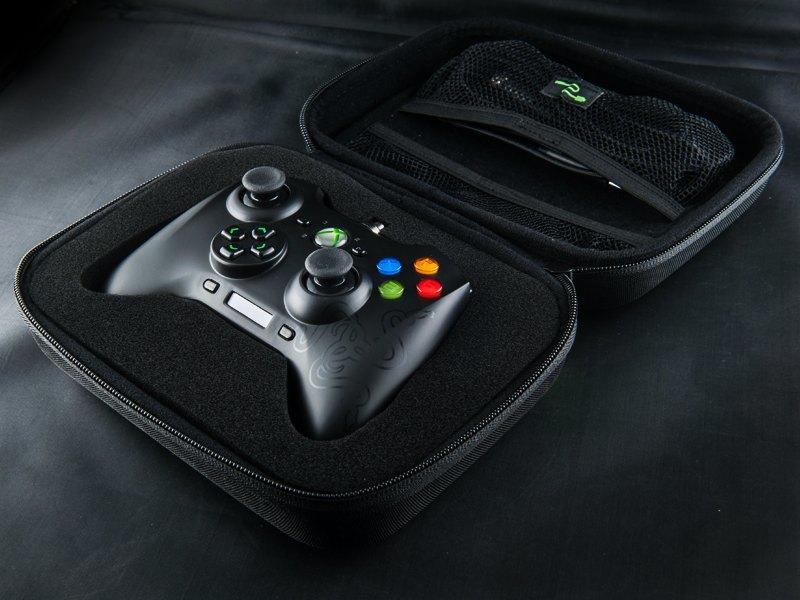 Foto de Razer Sabertooth para Xbox 360 (16/17)